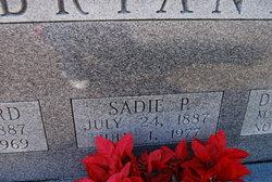 Sadie <i>Philpott</i> Bryant