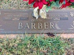 Beulah Martha <i>Hagin</i> Barber