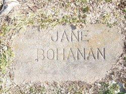Jane Bohanon