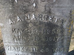 Abel Andrew Andy Jarrett