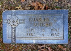 Charles C. Butchie Armstrong