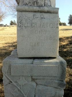 Robert D Gillenwaters