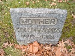 Fredericka Rachael <i>Bishop</i> Alburn