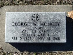 George W. Moncey