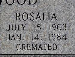 Rosalia Greenwood
