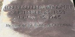 Albert Sellers Woodruff