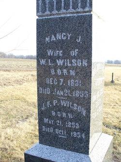 Nancy Jane <i>Huff</i> Wilson