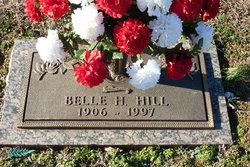 Cleta Belle <i>Hall</i> Hill