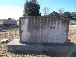 Harvey Arthur Ackerman, Sr