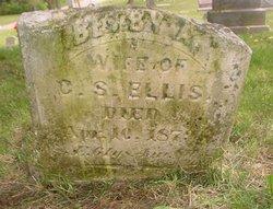 Betsy Ann <i>Thrasher</i> Ellis