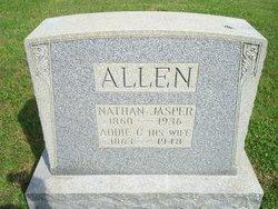 Addie C. <i>Stoneburner</i> Allen