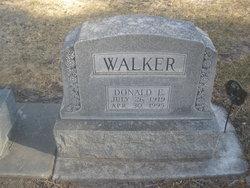 Donald E. Walker