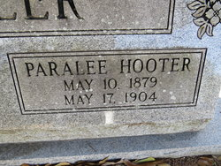 Paralee <i>Hotter</i> Fowler