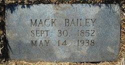 Richard McDaniel Mack Bailey