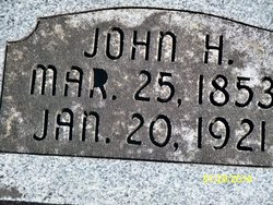 John Henry Wall