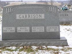 Anna Maud <i>Guyton</i> Garrison