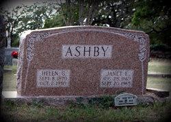 Helen Green Ashby