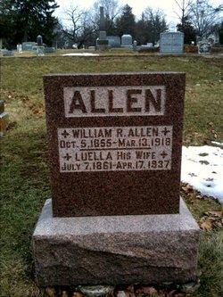 Mary Luella <i>Bradbury</i> Allen
