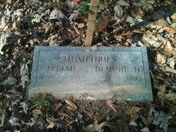 Sarah Demine Miney <i>Horn</i> Humphries