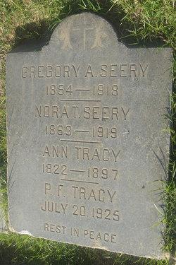 Ann <i>Murphy</i> Tracy