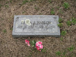 Helen <i>Rayder</i> Harlow