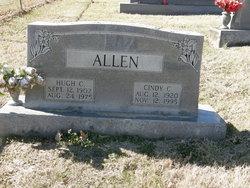 Cindy Lou <i>Caldwell</i> Allen