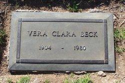 Vera C <i>Robinson</i> Beck