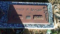 Mattie Louise Louise <i>Monaghan</i> Braden