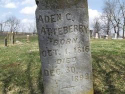 Judge Aden Combs Atterberry