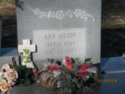 Ann <i>Mixon</i> Allen
