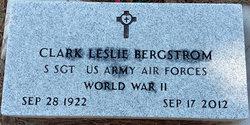 Clark Leslie Bergstrom