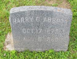 Harry Diemer Abbott