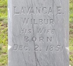Lavanga E <i>Wilbur</i> Adams