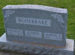 Marvin A Bonebrake