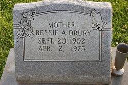 Bessie A. <i>Brann</i> Drury