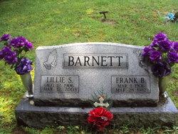 Lillie <i>Starkey</i> Barnett