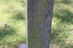 Charles E. Battin
