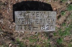 Mathew L McInnerney
