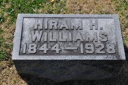 Hiram H Williams