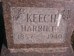 Harriett <i>Hayden</i> Keech