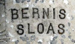 Bernis Sloas