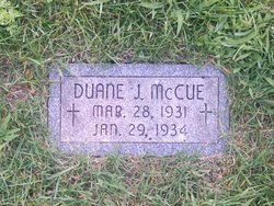 Duane James McCue