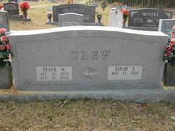 Sarah J Crew