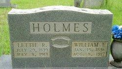 William Franklin Holmes