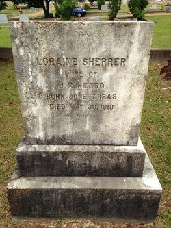 Lorraine <i>Sherrer</i> Heard