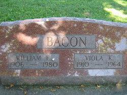 Viola <i>Quinn</i> Bacon