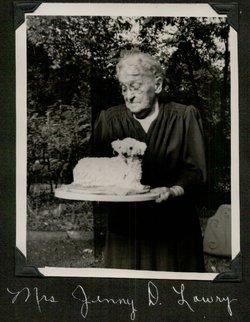Jane Jenny <i>Dilworth</i> Lowry