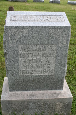 William Thomas Dillinger
