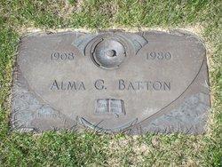 Alma G. Batton