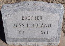 Jess L. Boland